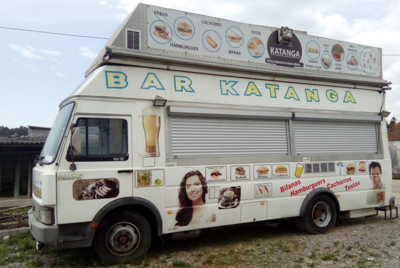 BAR MOVIL ROULOTTE